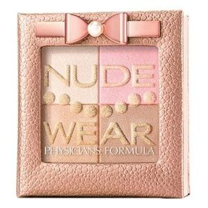 PHYSICIANS FORMULA NUDE WEAR TOUCH OF GLOW PALETTE